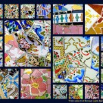 Gaudi - mosaics